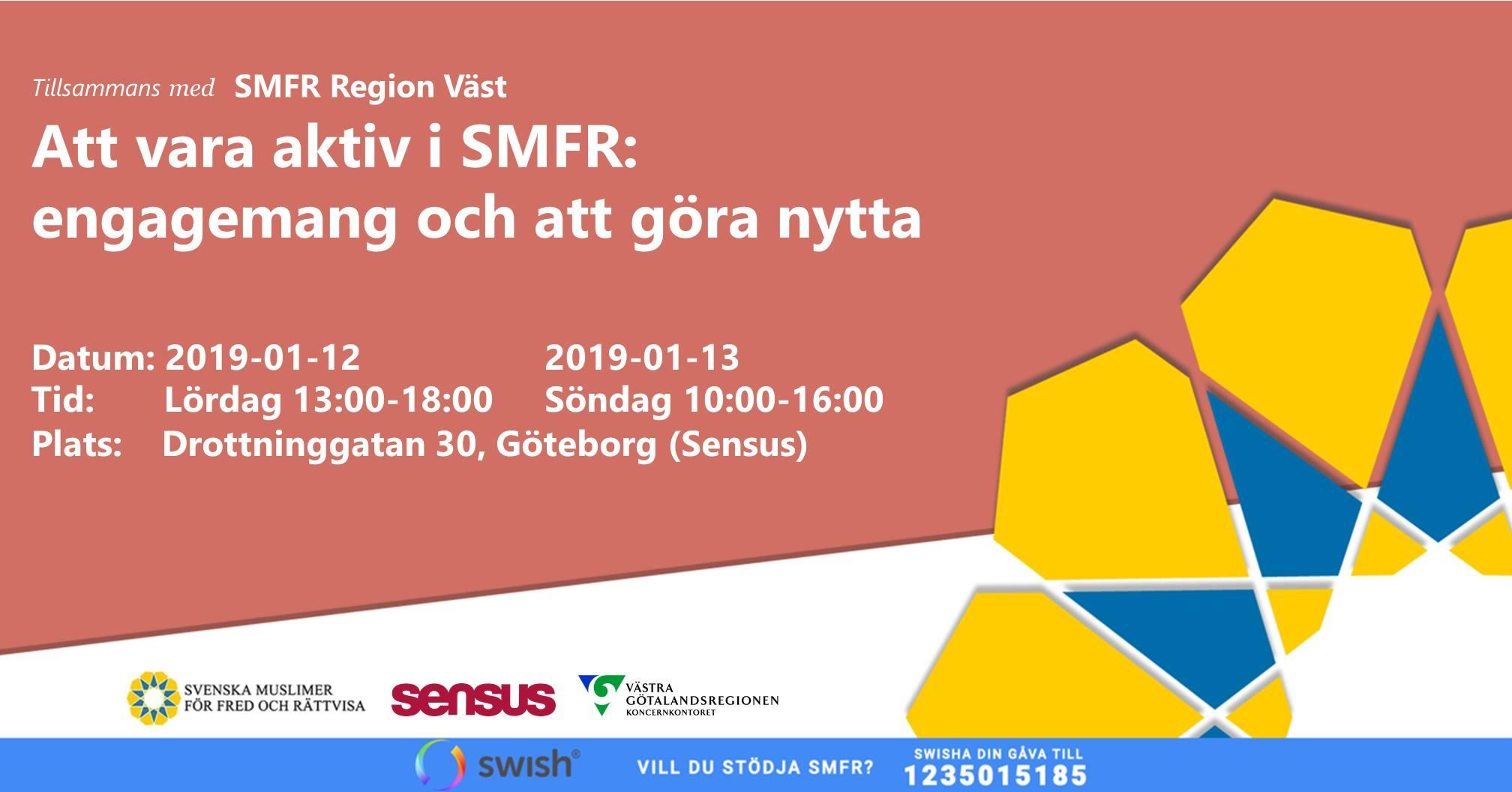 Göteborg Att Vara Aktiv I Smfr Engagemang Och Att Göra Nytta 12